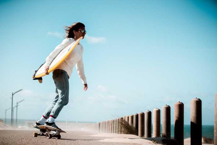 Mariana Rocha ist Newcomerin in der Surfer-Szene und setzt auf SPECT Eyewear