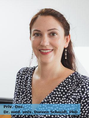 Priv.-Doz. Dr. med. univ. Doreen Schmidl, PhD