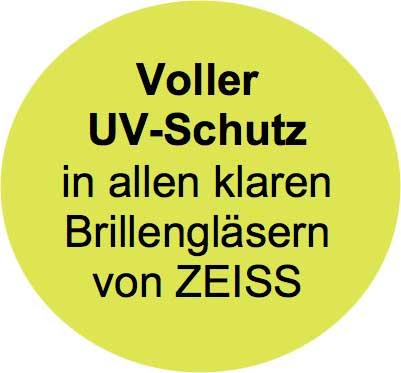 ZEISS Voller UV-Schutz