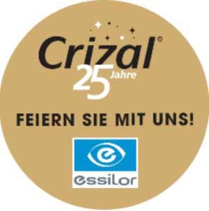 Buchen Sie bis 31. Juli 2018 Ihr Werbepaket und Sie erhalten eine Crizal Geburtstagstorte.
