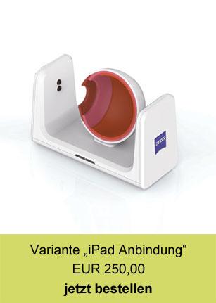 ZEISS LPS Demonatrator iPad
