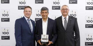 Rupp + Hubrach bereits zum dritten Mal als Top-Innovator geehrt