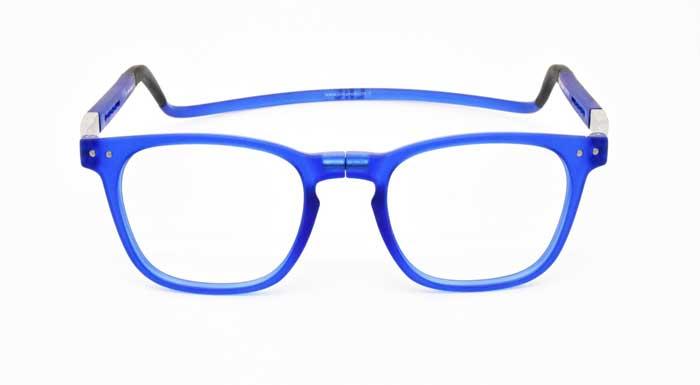 Das Highlight der CliC Brillen bildet der Neodym-Magnetverschluss zwischen den beiden Brillengläsern