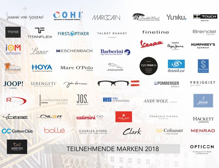 Über 40 namhafte Marken und Independent Labels