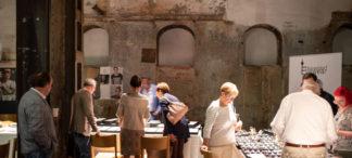 Brillenliebe Wien reüssierte in der Ottakringer Brauerei
