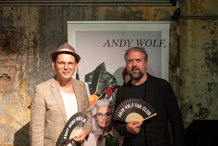 """ANDY WOLF """"Wieder Erfinder"""" der Micro Sonnenbrille!"""