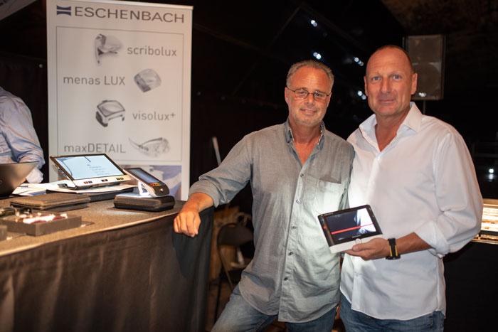 Eschenbach Optik Österreich zeigte zudem auch Lösungen um den Sehkomfort zu bewahren