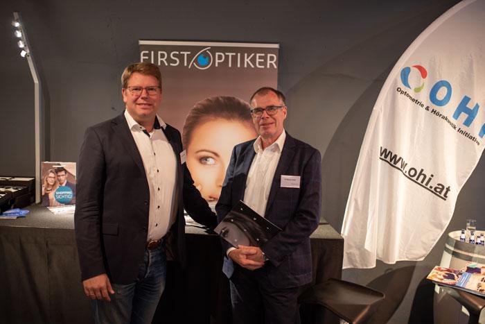 90 Betriebe verteilt in ganz Österreich zählen zu der FachOptiker Genossenschaft FIRST OPTIKER