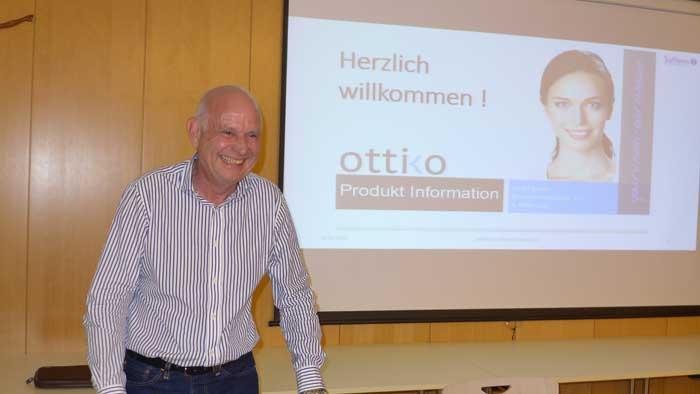 Im ersten Teil informierte Safilens D-A-CH Unit Principal Michael Grasmück