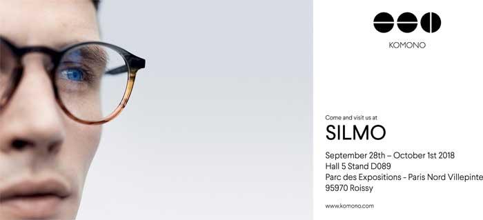 KOMONO SILMO Einladung