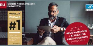 Varilux goes digital! Die große Herbst-Mediaoffensive