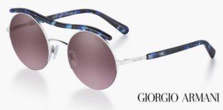 Brillen als Spiegel der Seele – Giorgio Armani Eyewear