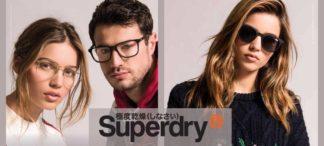 Superdry Eyewear – ideal für jede Jahreszeit