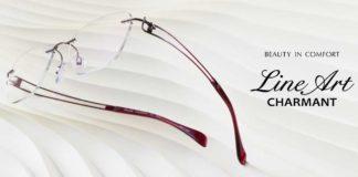 Line Art CHARMANT – Ein Gefühl, als würden Sie keine Brille tragen