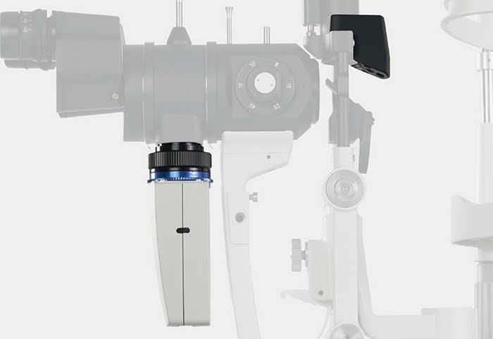 Digitale Spaltlampe S390L WDR