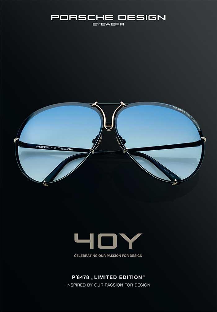 Die berühmteste Sonnenbrille aller Zeiten ist die P'8478