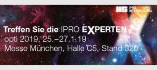 Treffen Sie die IPRO Experten auf der opti