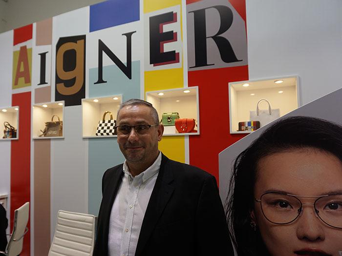 Harald Schönhuber, MAS, MBA ist mit BMM Eyewear jetzt für die Brands AIGNER, Briko, Head und S.Oliver in Österreich zuständig