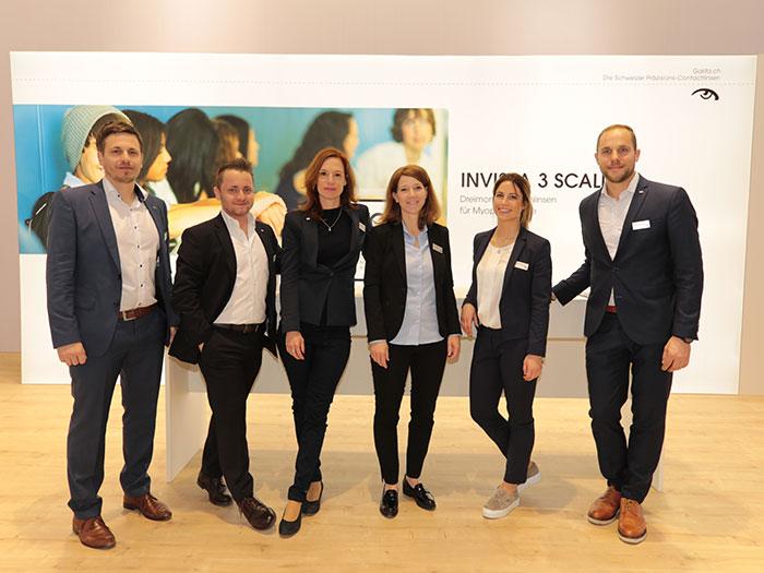 Joachim Penn, CMO, Leitung Marketing und Vertrieb, präsentiert mit seinem Team die Strategien und Produktneuheiten von GALIFA