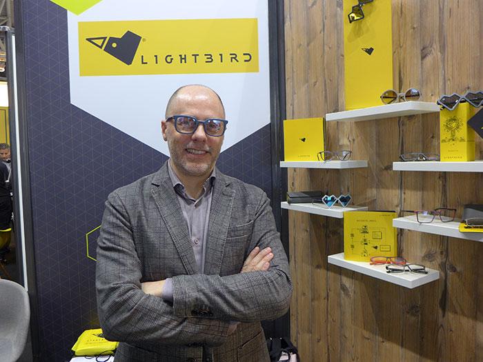 Firmengründer Corrado Rosson erklärt den Bezug seiner Eyewear zum kleinen Prinzen vonSaint-Exupéry