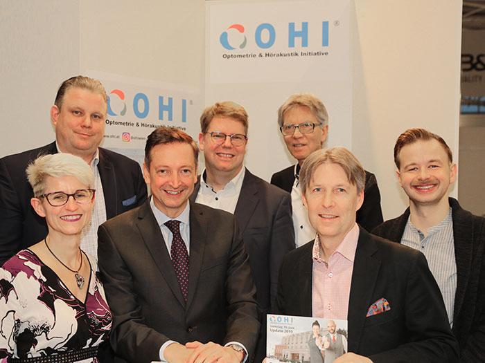 Das OHI Team konzentriert sich auf die von den Betrieben tatsächlich benötigte Kompetenz- und Wissensvermittlung ihrer Mitarbeiter