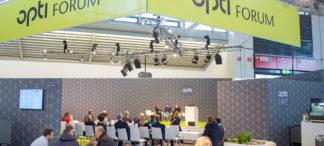 Höhepunkte beim Thema Weiterbildung und Wissenstransfer waren neben den Vorträgen im opti-Forum die österreichische Präsenz mit dem Stand der OHI – Optometrie und Hörakustik in der Halle C4.
