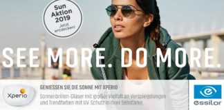 Essilor SUN Aktion: starten Sie erfolgreich in die neue Sonnenschutz-Saison!
