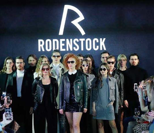 Rodenstock Eyewear Show 2019 am 24. Januar im Isarforum
