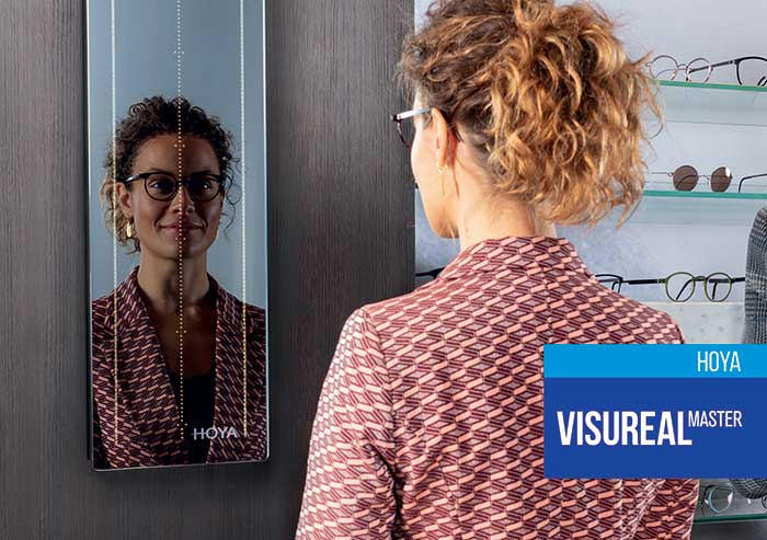 Innovatives Zentriersystem visuReal Master