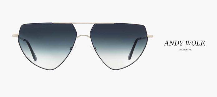 ANDY WOLF EYEWEAR – Sonnenbrillen Trends 2019