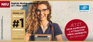Essilor führt Brillenträger in die Geschäfte seiner Partner-Augenoptiker