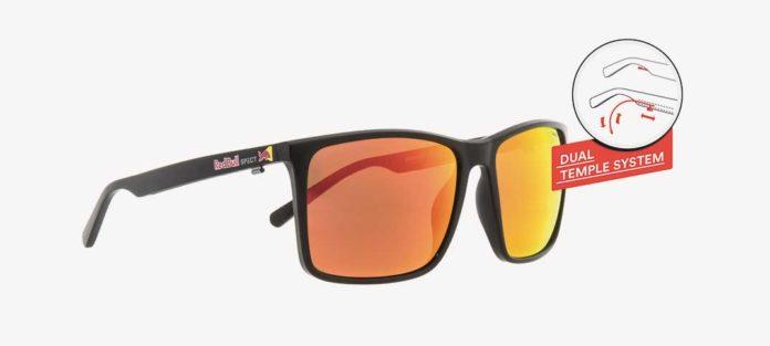 DUAL TEMPLE SYSTEM von SPECT Eyewear