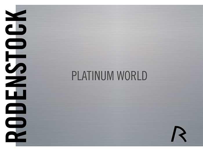 Rodenstock Platinum World