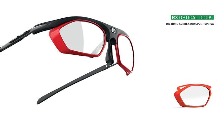 Das Optical Dock ist ein Vollrandclip, der eine unkomplizierte und pragmatische Möglichkeit für Optiker darstellt.