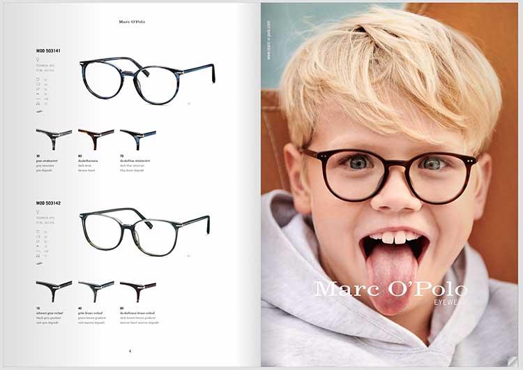 JUNIOR NEWS – MARC O'POLO Eyewear Junior Kollektion