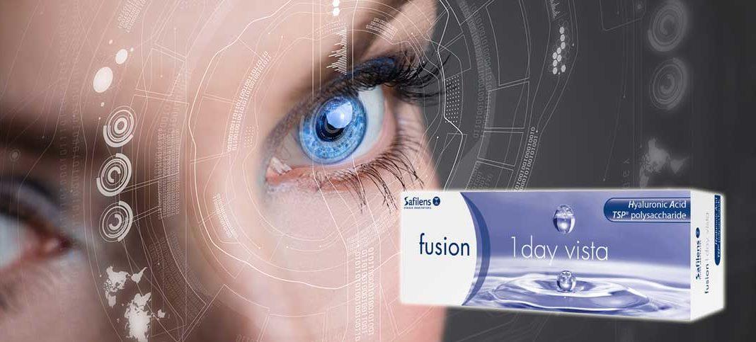 fusion 1day vista punktet mit genialem D-stress design