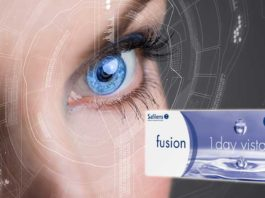 fusion 1day vista punktet mit genialem D-stress design