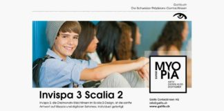 Invispa 3 im Scalia 2-Design