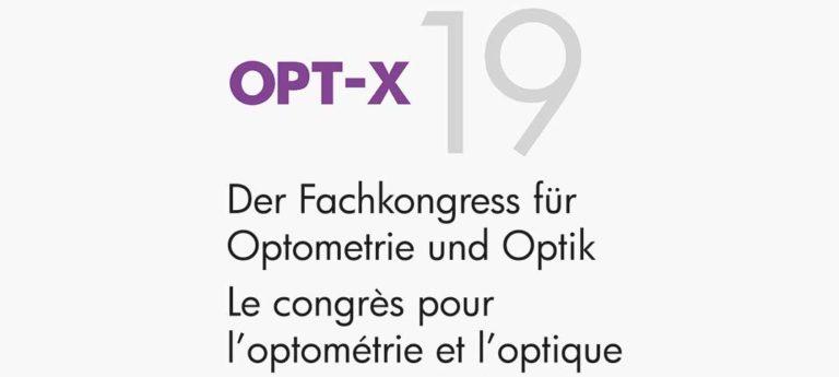 OPT-X.ch – Der Schweizer Fachkongress für Optometrie und Optik