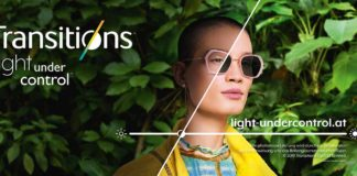 Essilor Influencer-Kampagne für Transitions
