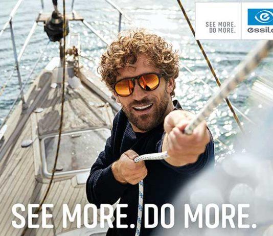 SunMax: höchste Einstärken- und Gleitsichtqualität auch für gewölbte Sport- und Sonnenbrillen
