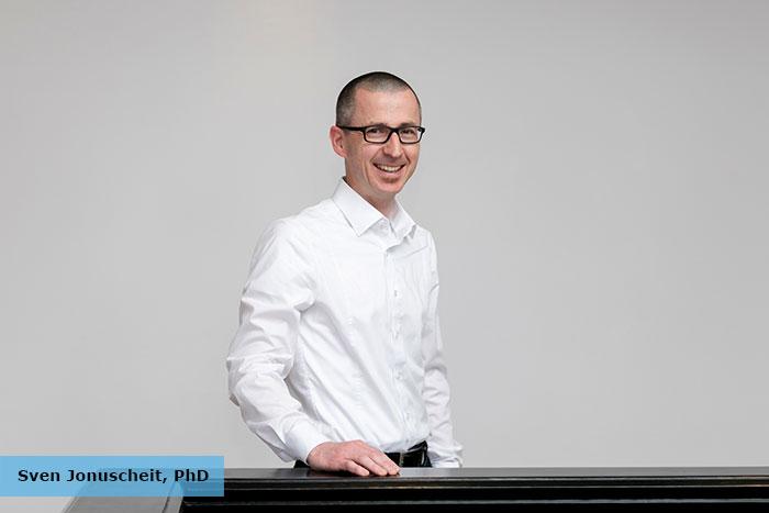 Sven Jonuscheit, PhD
