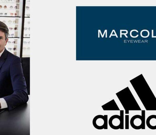 Marcolin Group und Adidas das geben Lizenzvereinbarung bekannt