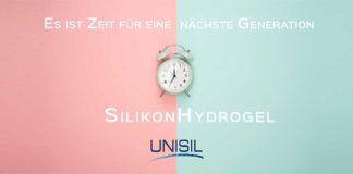 Neue Silikonhydrogel Kontaktlinsenmaterial-Generation bei SwissLens erhältlich