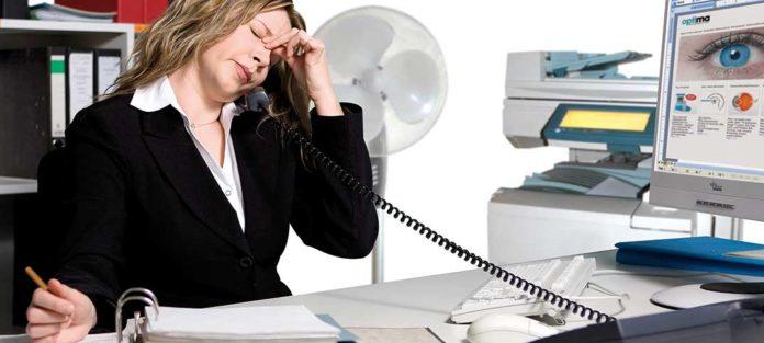 Digitaler Sehstress & Office Eye Syndrom – mehr Menschen betroffen als angenommen