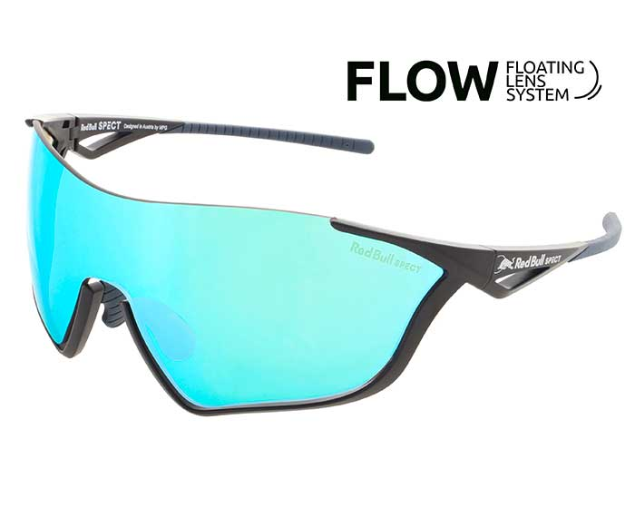Die neuen Modelle setzen durch das eigens entwickelte FLOW System ganz neue Maßstäbe im Segment Performance Brillen