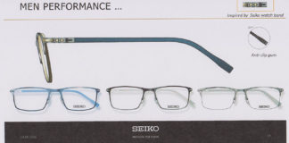 SEIKO-Titan performance bei Optik ERBA
