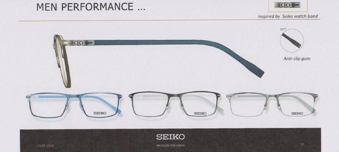 SEIKO-Titan performance bei Optik ERBA