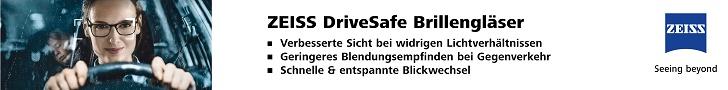 ZEISS DriveSafe Banner