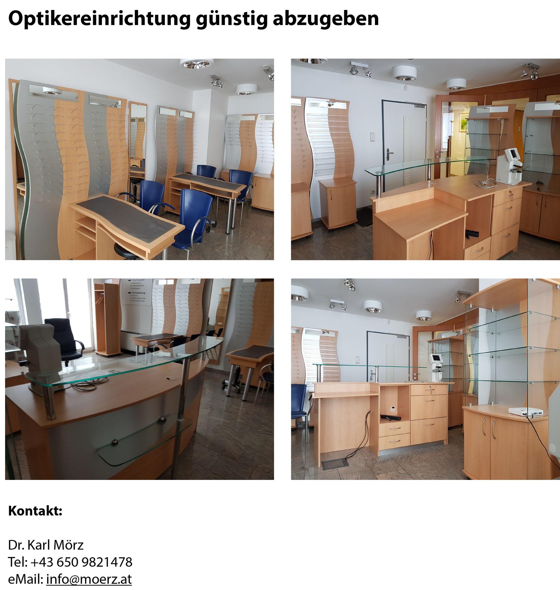 20191023 Optikereinrichtung Dr. Mörz